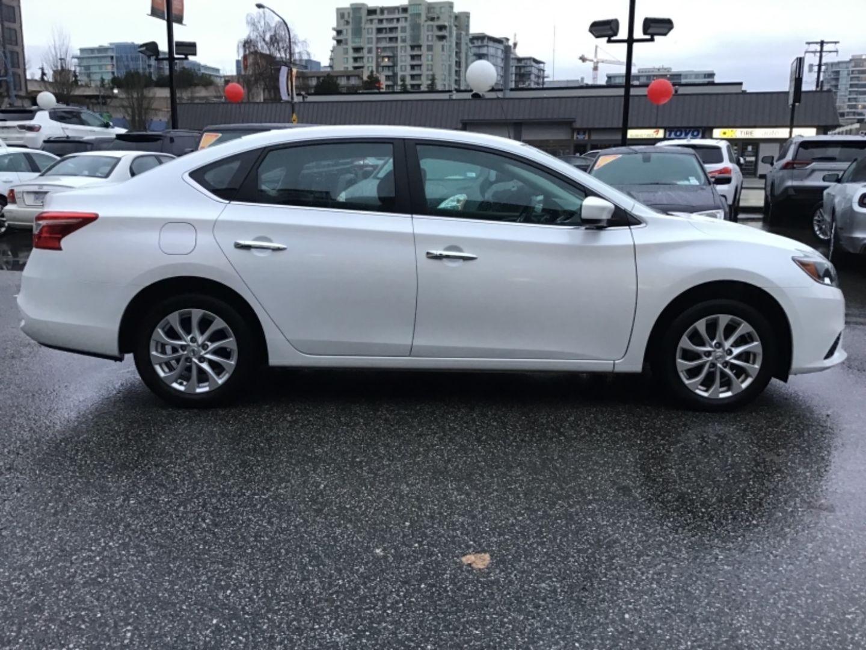 2018 Nissan Sentra SV for sale in Richmond, British Columbia