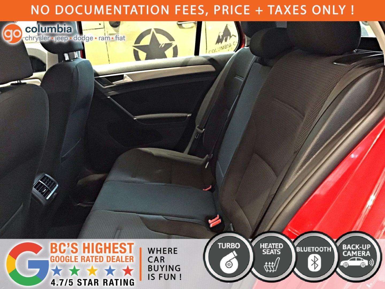 2017 Volkswagen Golf Trendline for sale in Richmond, British Columbia