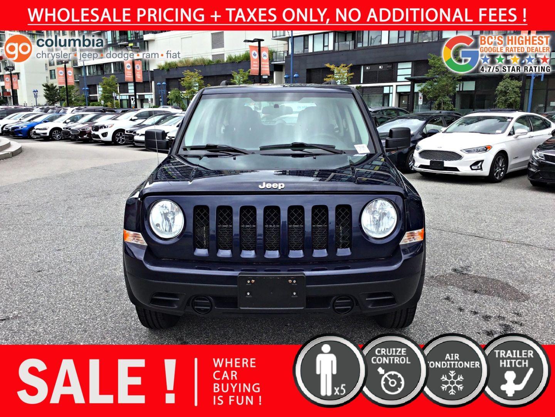 2017 Jeep Patriot Sport for sale in Richmond, British Columbia