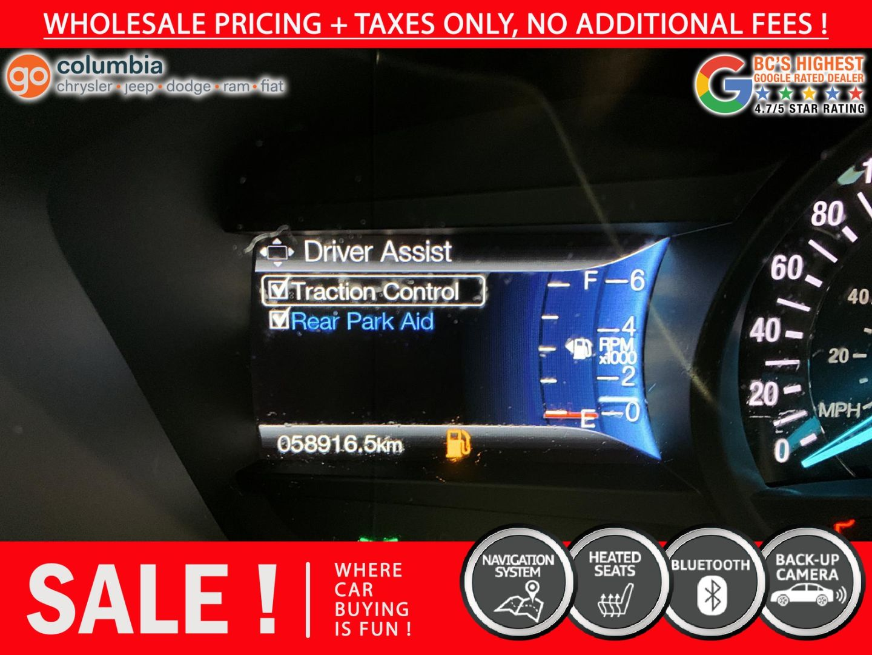 2016 Ford Fusion SE for sale in Richmond, British Columbia