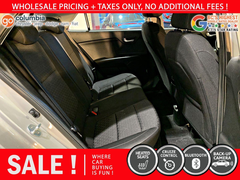 2019 Kia Rio 5-door LX+ for sale in Richmond, British Columbia