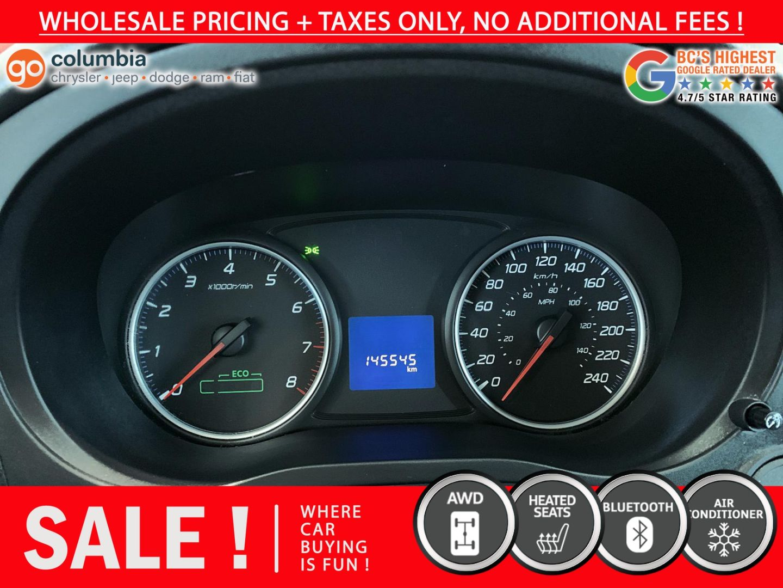 2015 Mitsubishi Outlander ES for sale in Richmond, British Columbia
