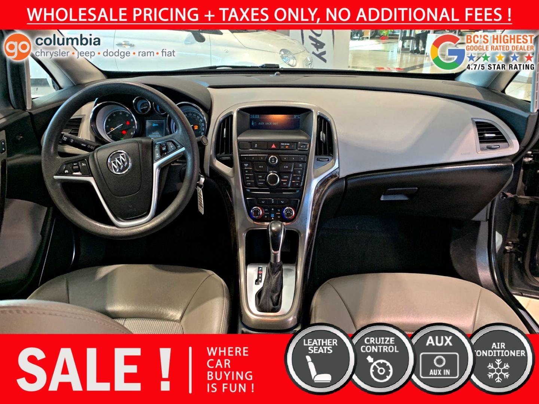 2017 Buick Verano Base for sale in Richmond, British Columbia