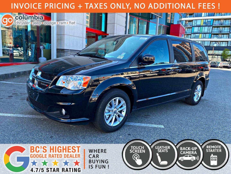 2020 Dodge Grand Caravan Premium Plus for sale in Richmond, British Columbia