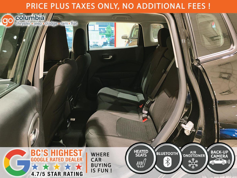 2021 Jeep Compass Sport for sale in Richmond, British Columbia
