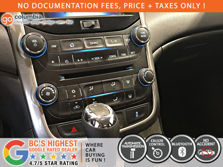 2016 Chevrolet Malibu Limited LT for sale in Richmond, British Columbia