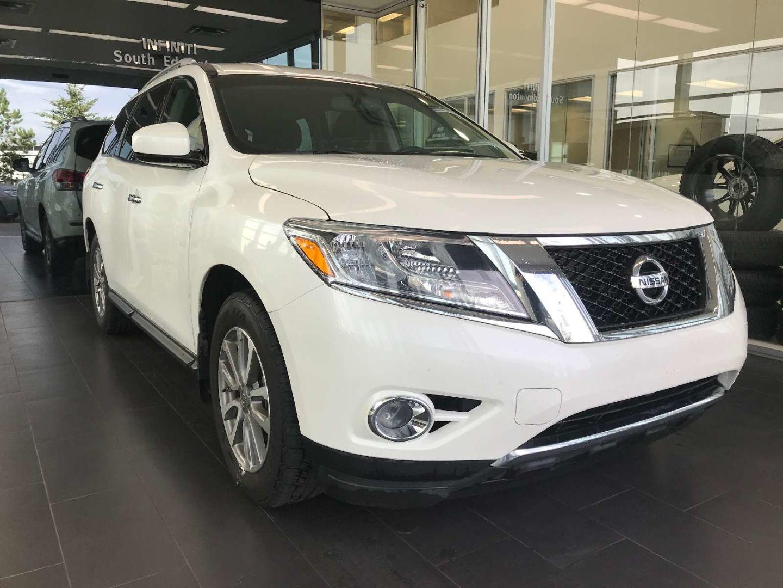 2015 Nissan Pathfinder SV for sale in Edmonton, Alberta