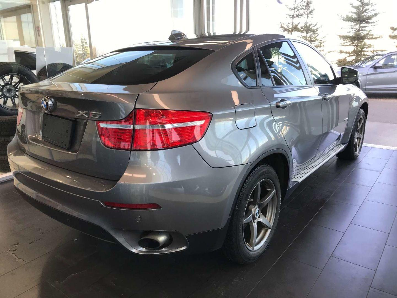 2011 BMW X6 35i for sale in Edmonton, Alberta