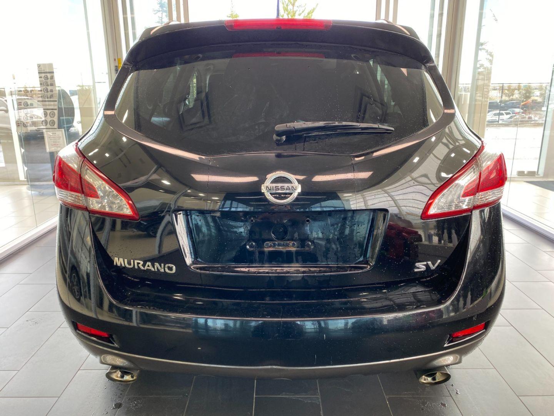 2013 Nissan Murano SV for sale in Edmonton, Alberta