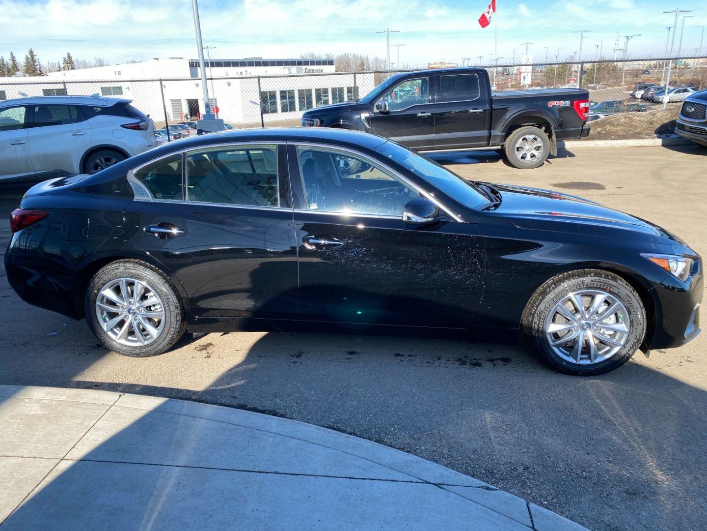 2021 INFINITI Q50 Pure for sale in Edmonton, Alberta