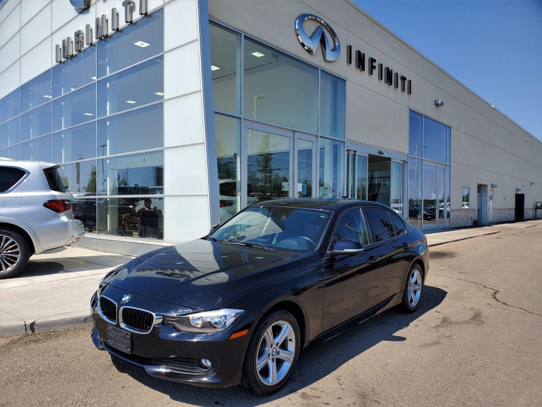 2015 BMW 3 Series 320i xDrive for sale in Edmonton, Alberta