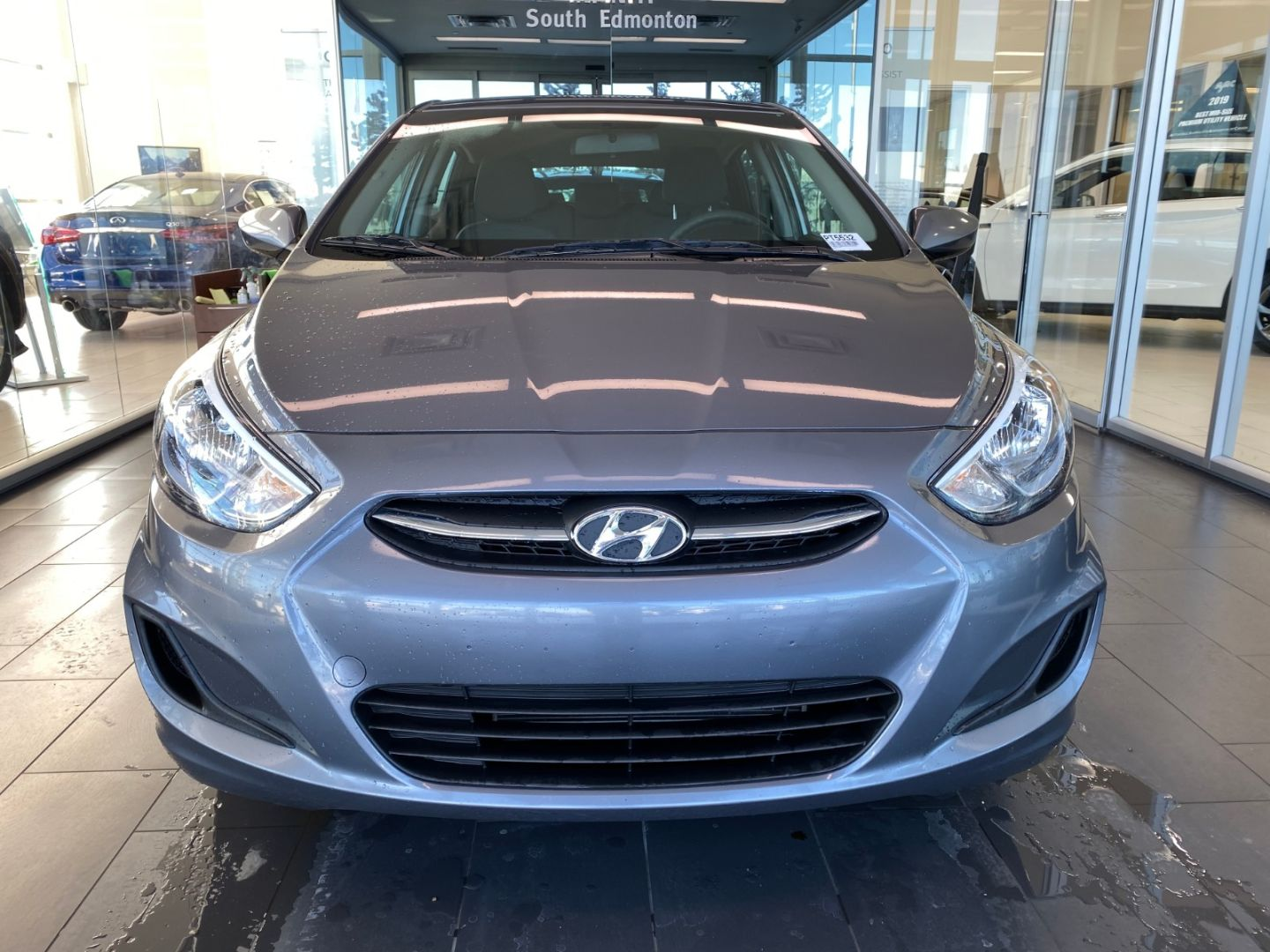 2017 Hyundai Accent L for sale in Edmonton, Alberta