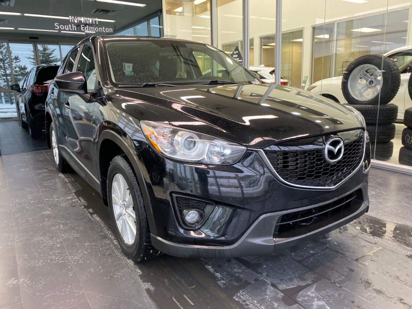 2014 Mazda CX-5 GS for sale in Edmonton, Alberta