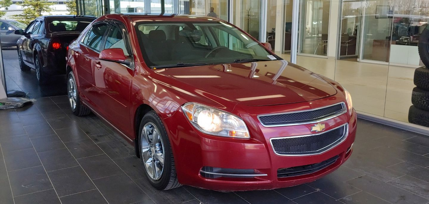 2010 Chevrolet Malibu LT for sale in Edmonton, Alberta