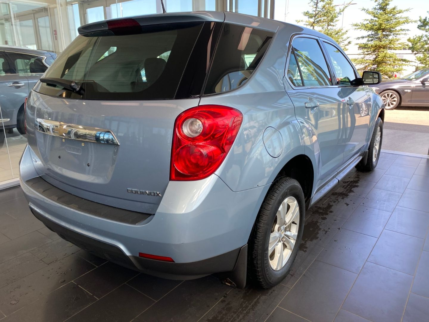 2014 Chevrolet Equinox LS for sale in Edmonton, Alberta