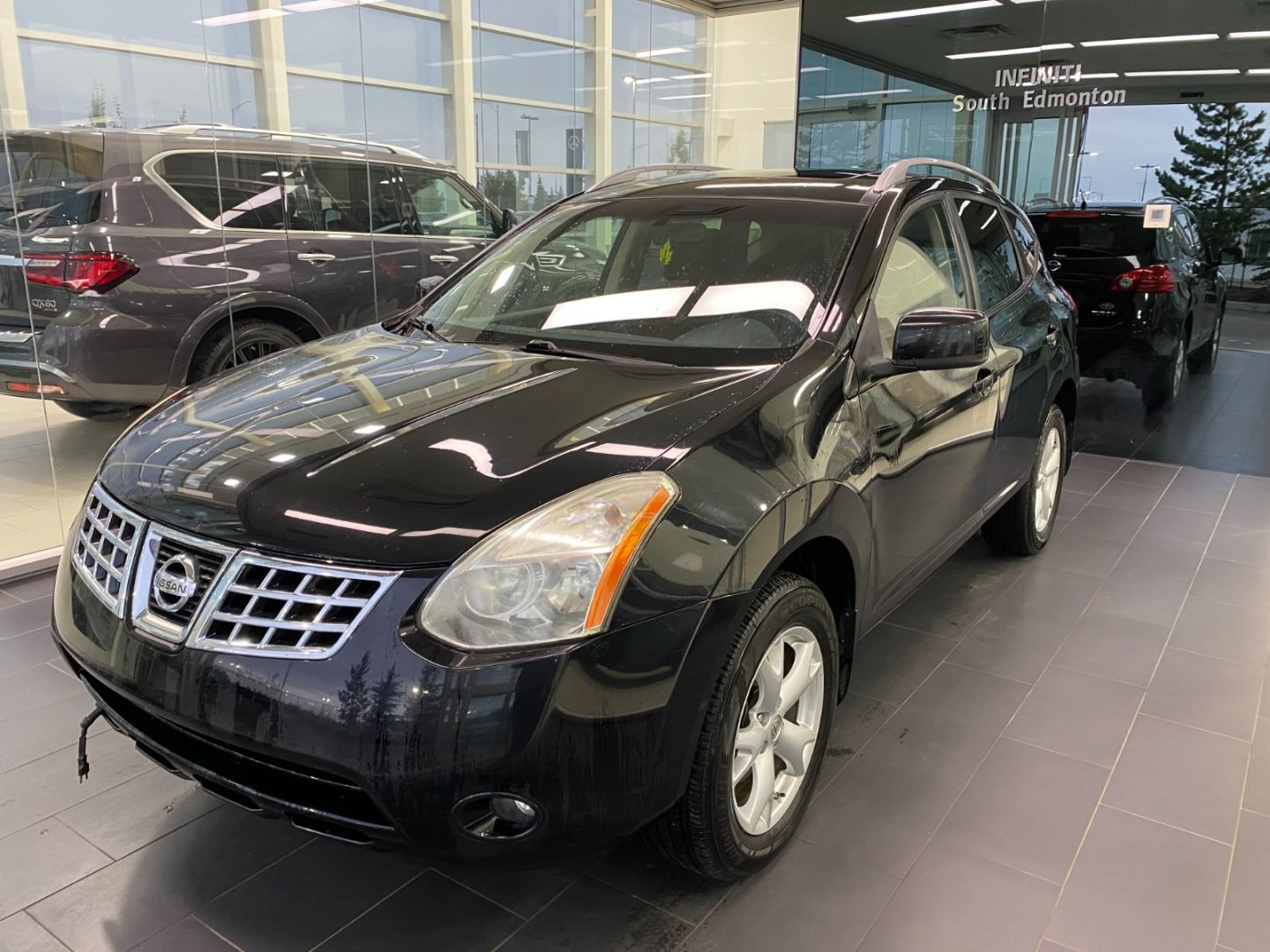 2009 Nissan Rogue SL for sale in Edmonton, Alberta