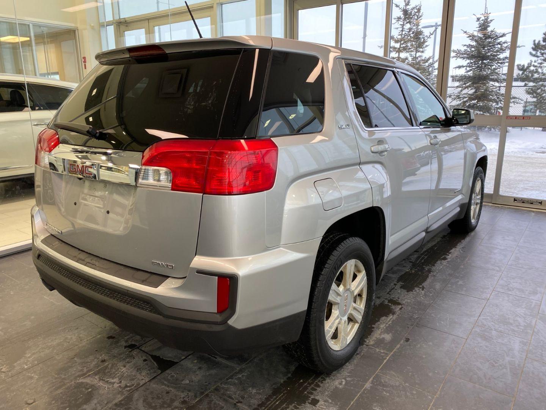 2016 GMC Terrain SLE for sale in Edmonton, Alberta