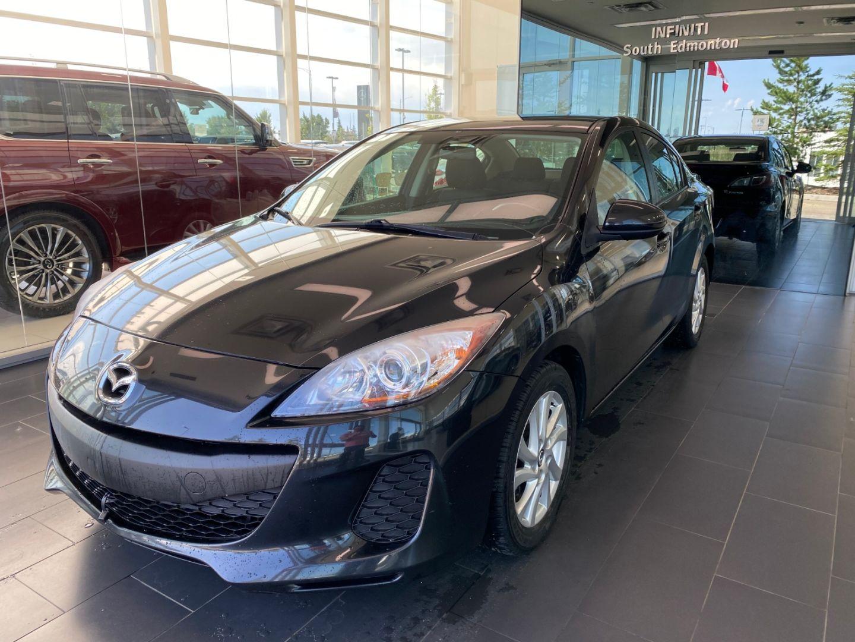 2013 Mazda Mazda3 GX for sale in Edmonton, Alberta