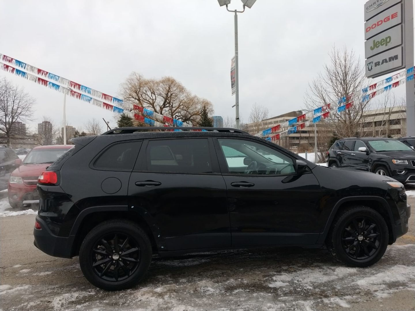 2014 Jeep Cherokee North for sale in Toronto, Ontario