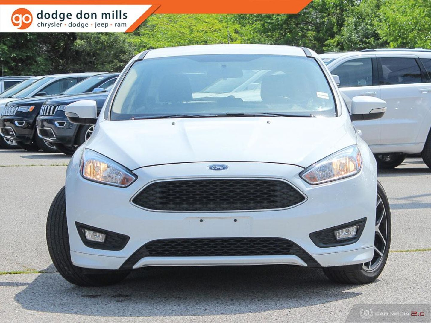 2017 Ford Focus SE for sale in Toronto, Ontario