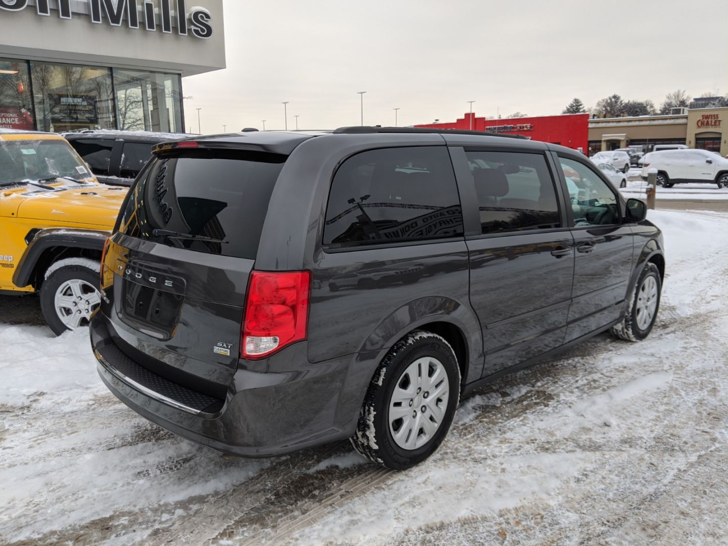 2016 Dodge Grand Caravan SXT for sale in Toronto, Ontario