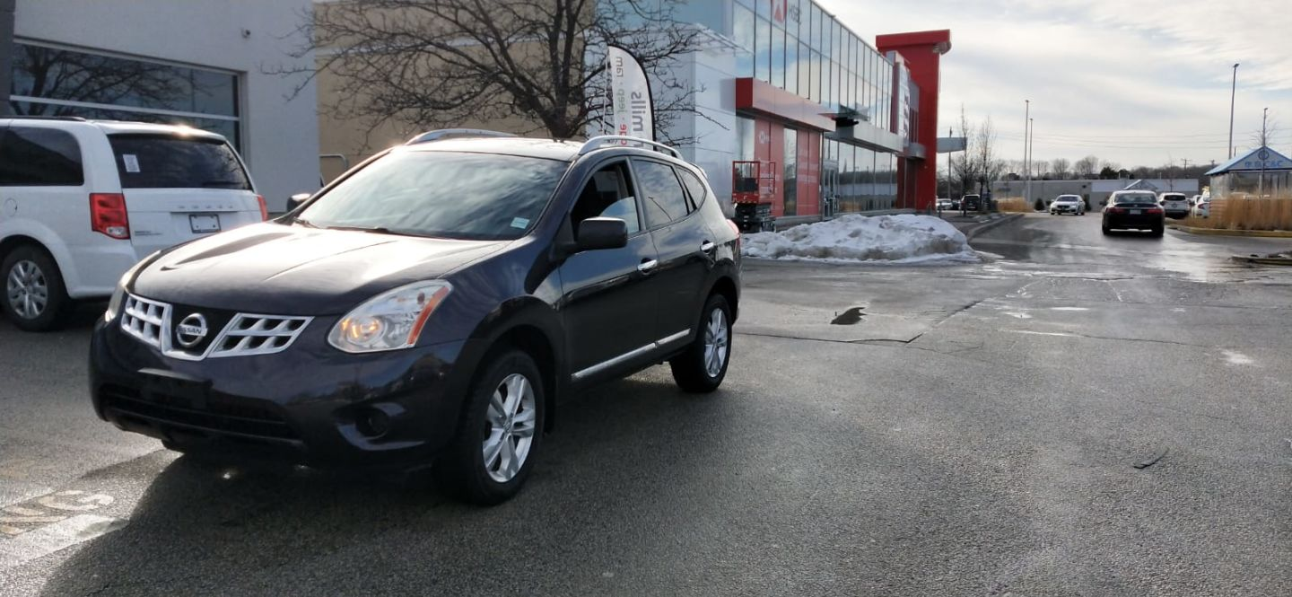 2013 Nissan Rogue SV for sale in Toronto, Ontario