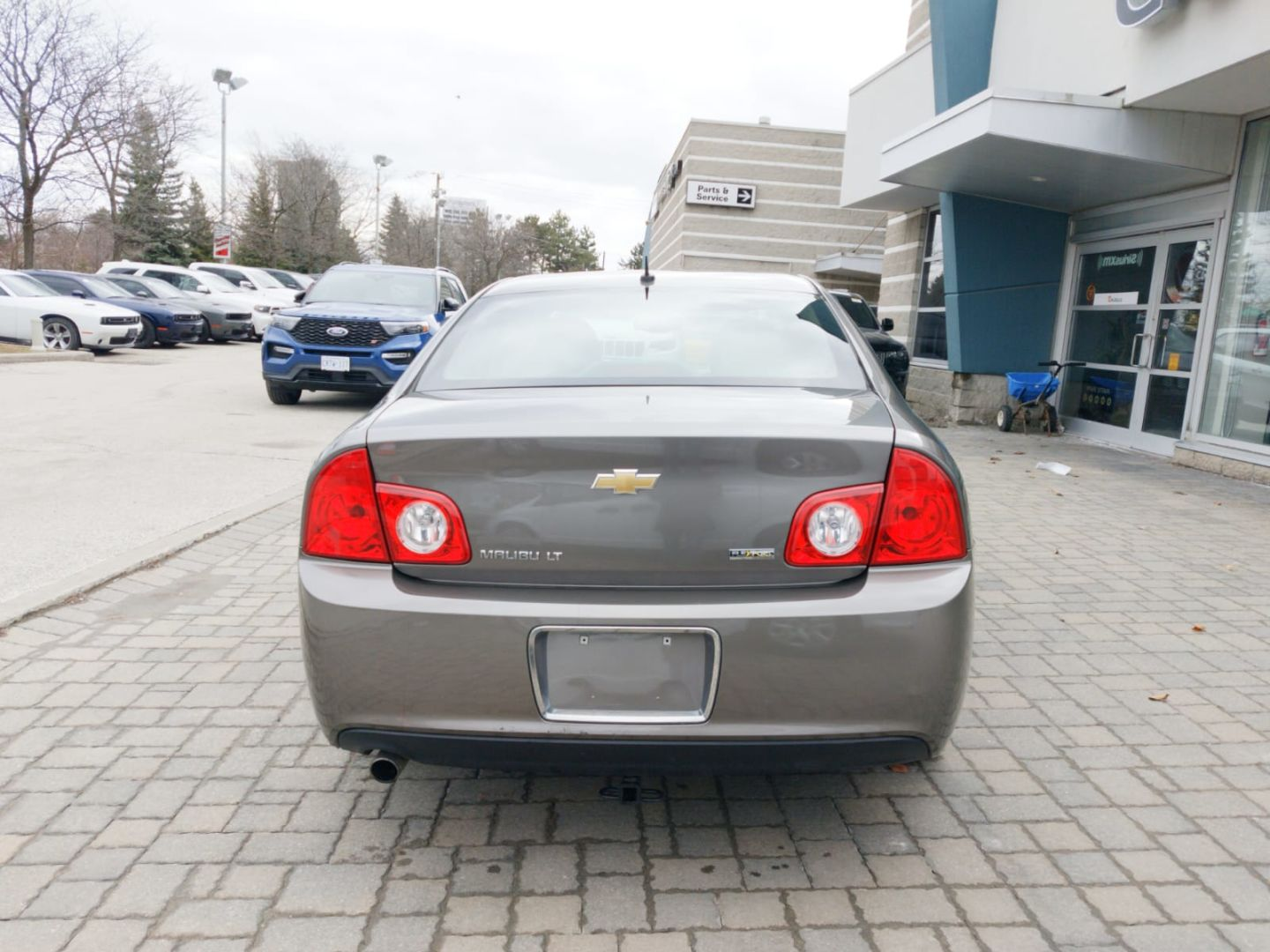 2010 Chevrolet Malibu LT Platinum Edition for sale in ,