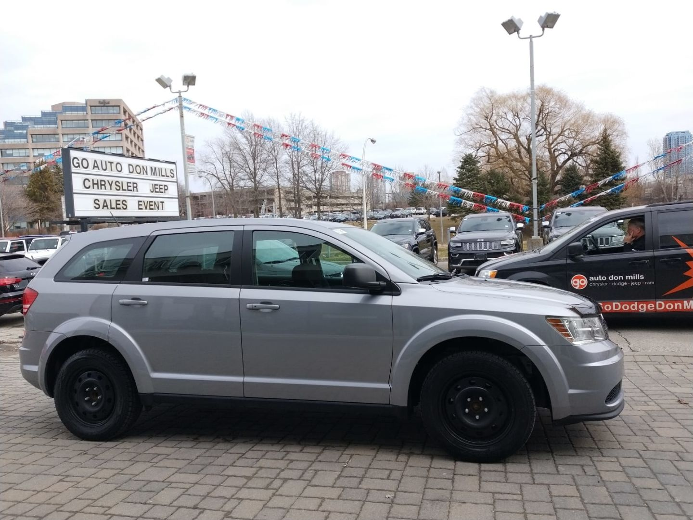 2015 Dodge Journey Canada Value Pkg for sale in Toronto, Ontario