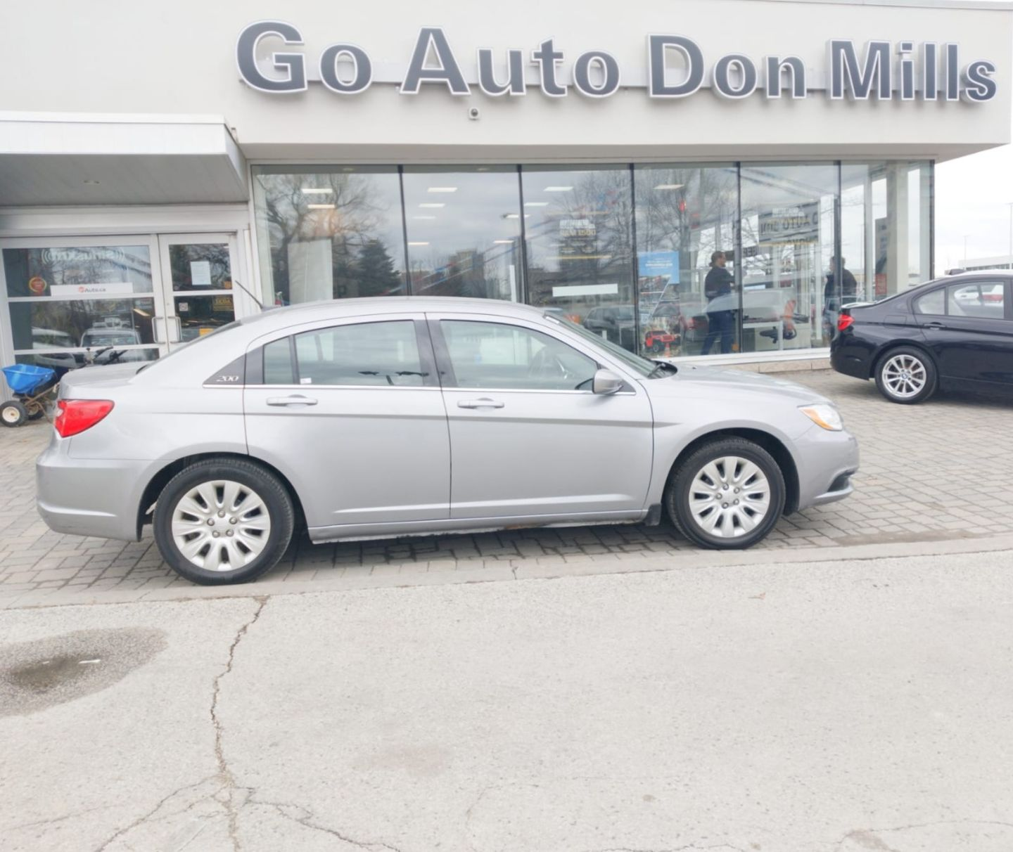 2013 Chrysler 200 LX for sale in Mississauga, Ontario