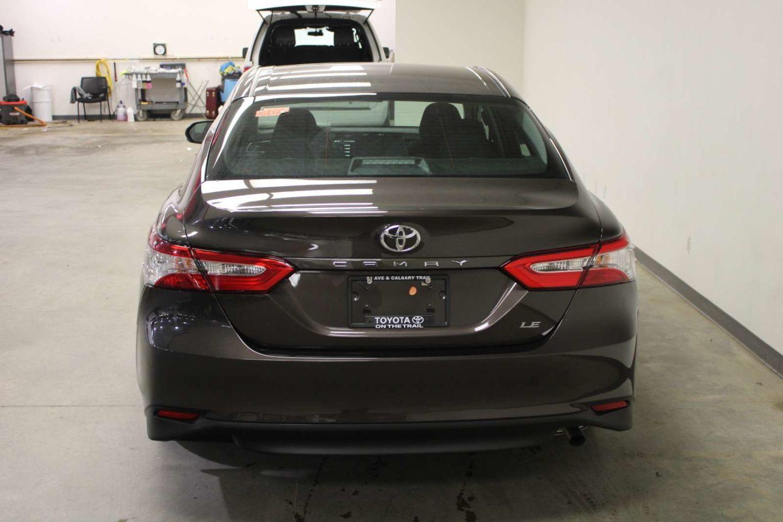 2019 Toyota Camry LE for sale in Edmonton, Alberta