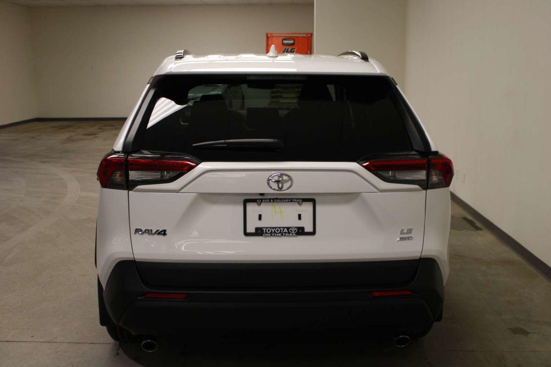 2019 Toyota RAV4 LE for sale in Edmonton, Alberta