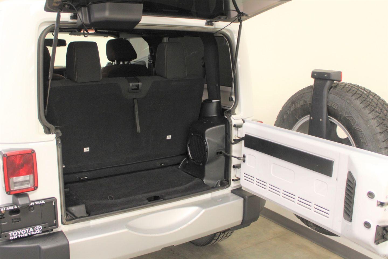 2014 Jeep Wrangler Sahara for sale in Edmonton, Alberta