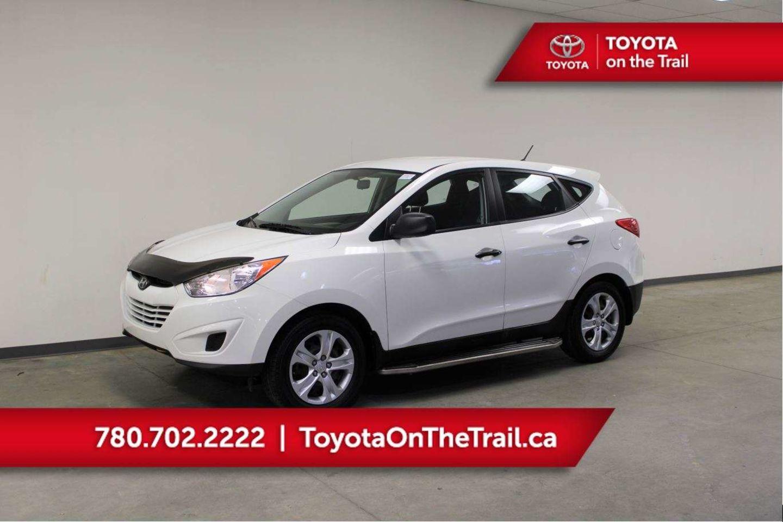 2012 Hyundai Tucson GL for sale in Edmonton, Alberta