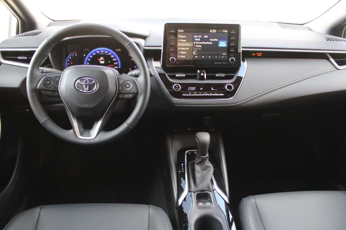 2020 Toyota Corolla XSE for sale in Edmonton, Alberta
