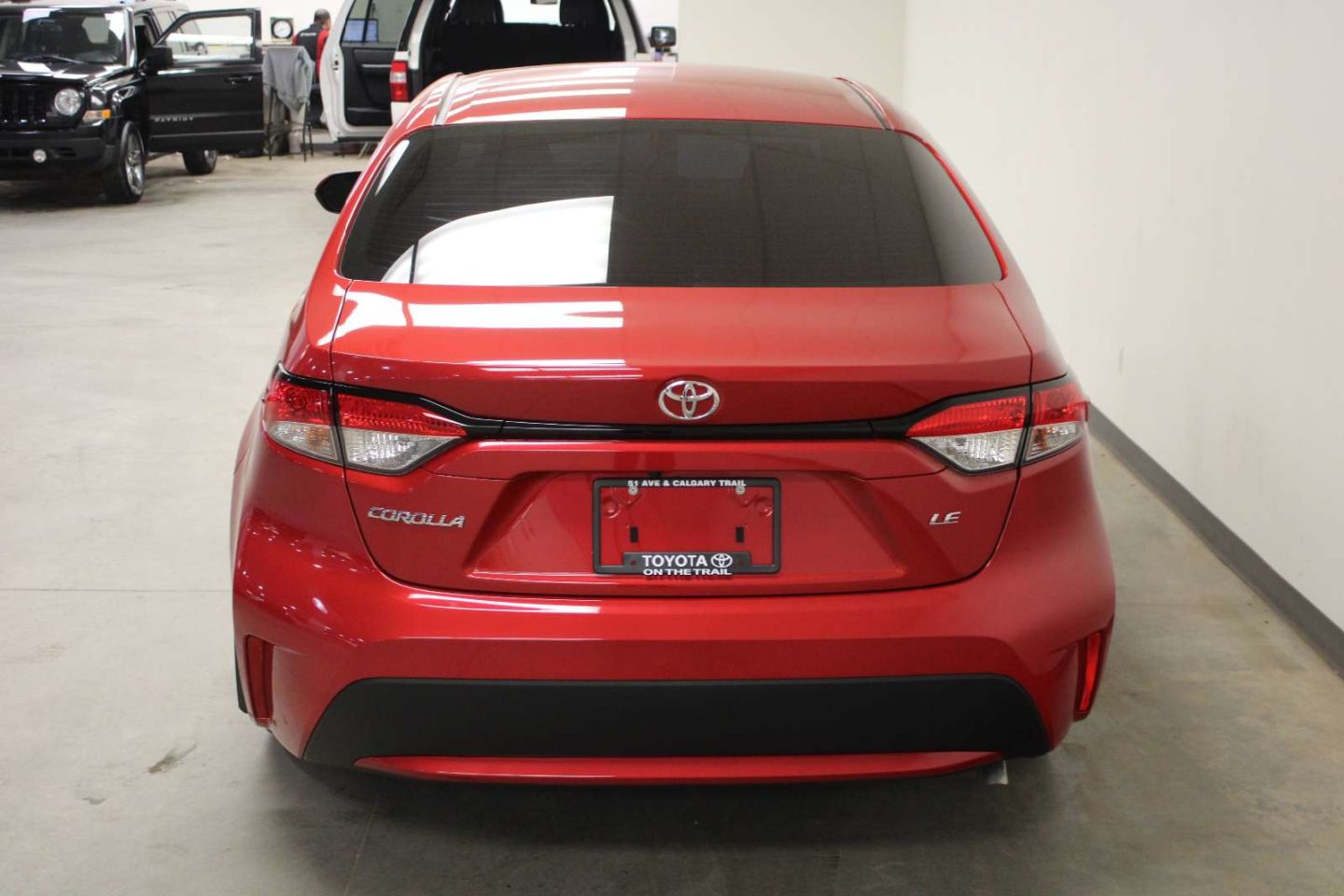 2020 Toyota Corolla LE for sale in Edmonton, Alberta