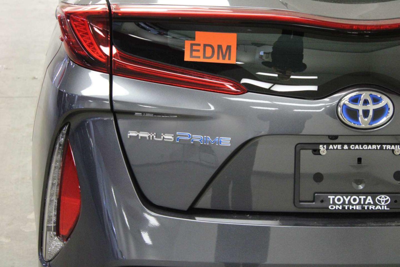 2020 Toyota Prius Prime Upgrade for sale in Edmonton, Alberta