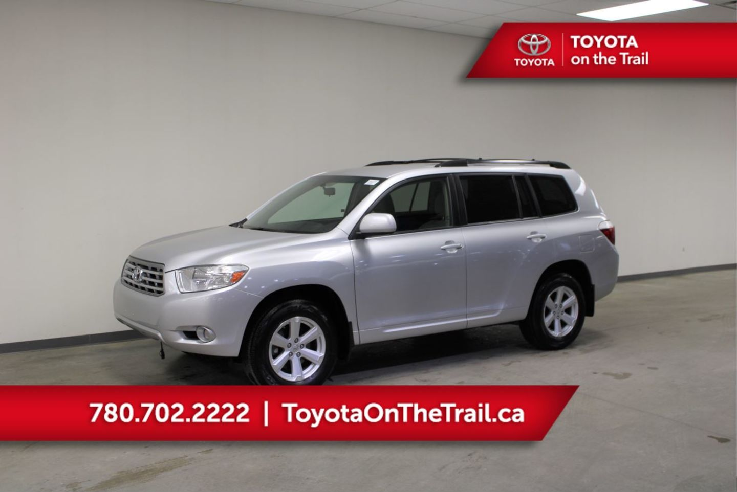 2008 Toyota Highlander SR5 for sale in Edmonton, Alberta