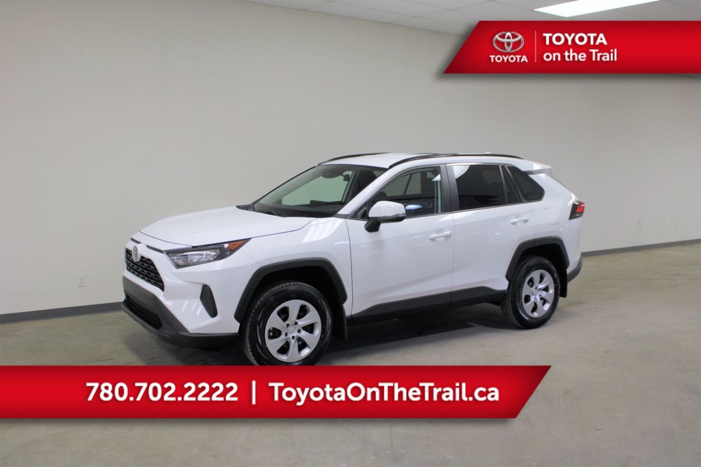2020 Toyota RAV4 LE for sale in Edmonton, Alberta