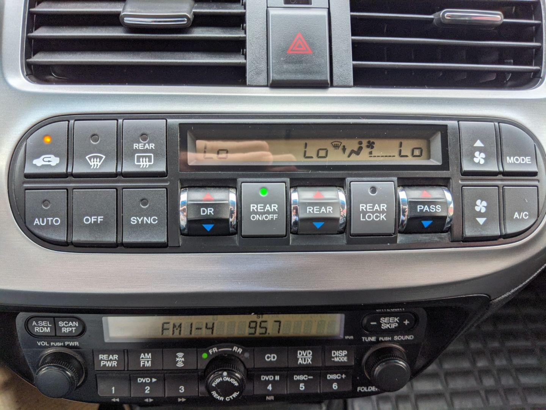 2010 Honda Odyssey Touring for sale in Edmonton, Alberta