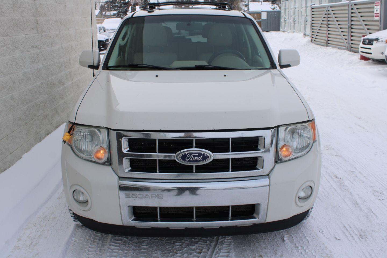 2010 Ford Escape Limited for sale in Edmonton, Alberta