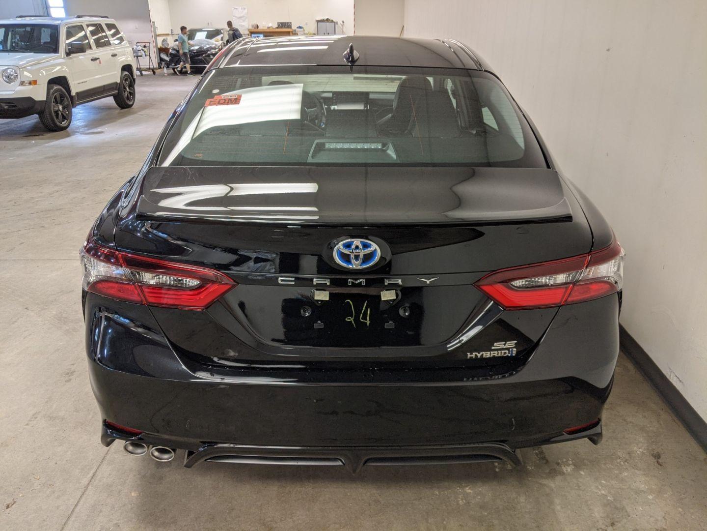 2021 Toyota Camry Hybrid SE for sale in Edmonton, Alberta