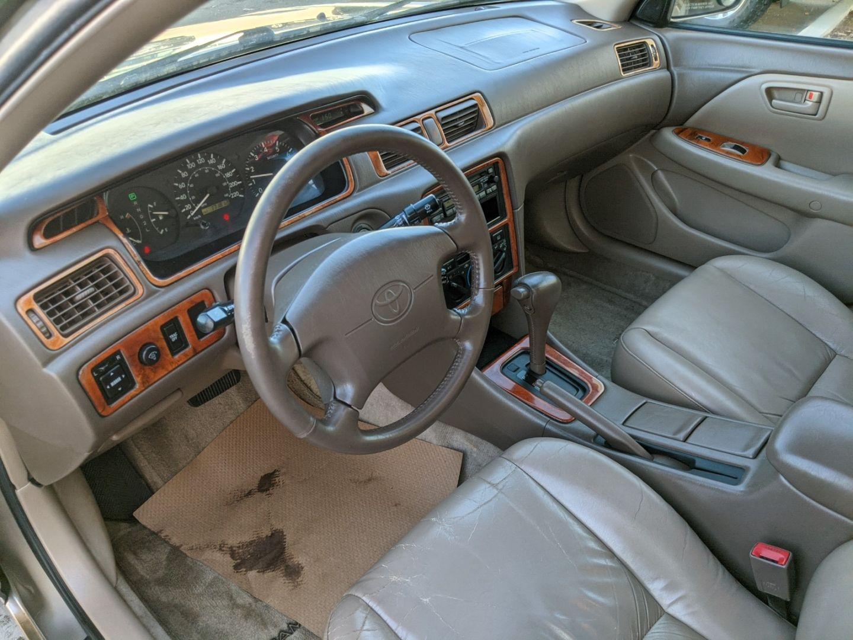 1999 Toyota Camry XLE for sale in Edmonton, Alberta