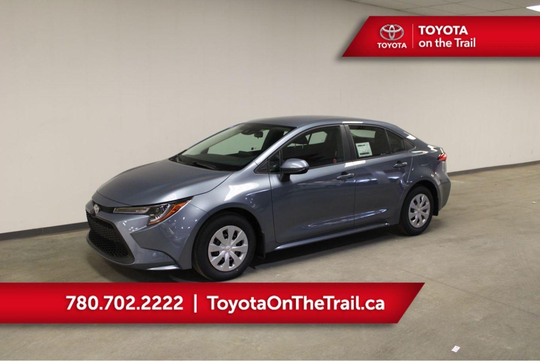 2021 Toyota Corolla L for sale in Edmonton, Alberta