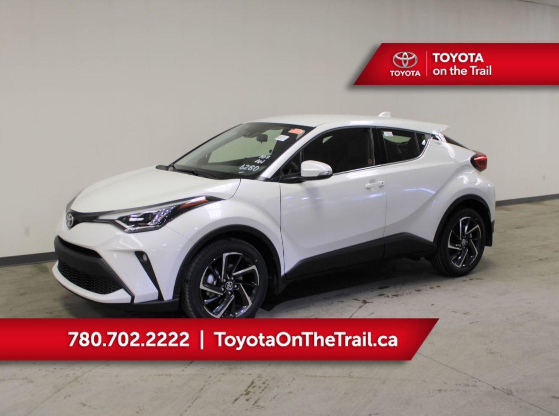 2021 Toyota C-HR Limited for sale in Edmonton, Alberta