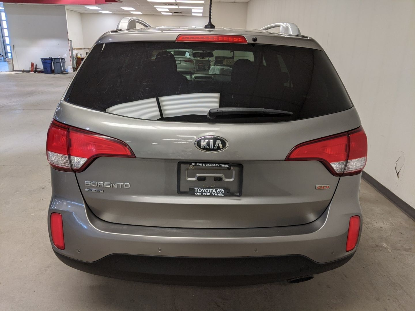 2015 Kia Sorento LX for sale in Edmonton, Alberta