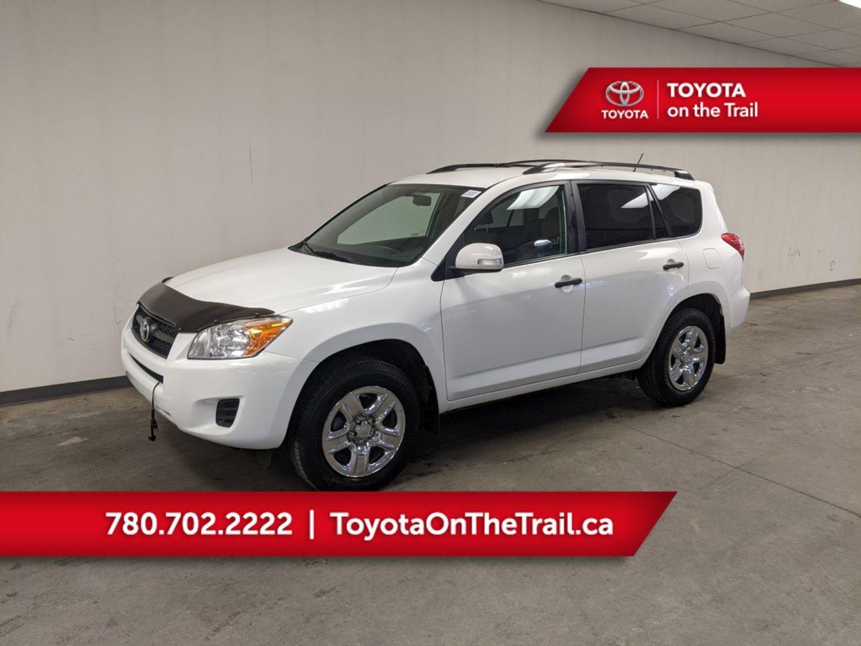 2010 Toyota RAV4 Base for sale in Edmonton, Alberta