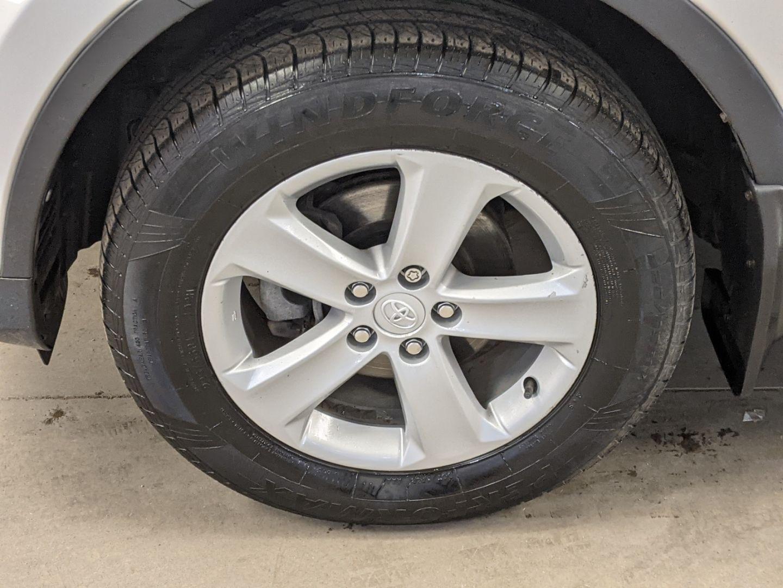 2013 Toyota RAV4 XLE for sale in Edmonton, Alberta