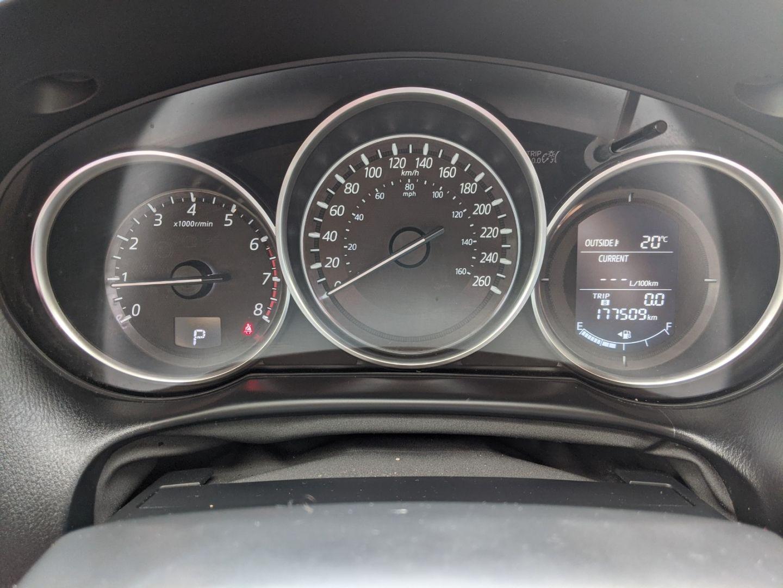 2016 Mazda CX-5 GS for sale in Edmonton, Alberta