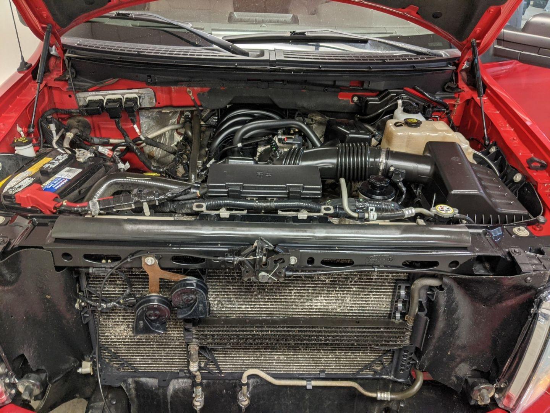 2010 Ford F-150 XLT for sale in Edmonton, Alberta