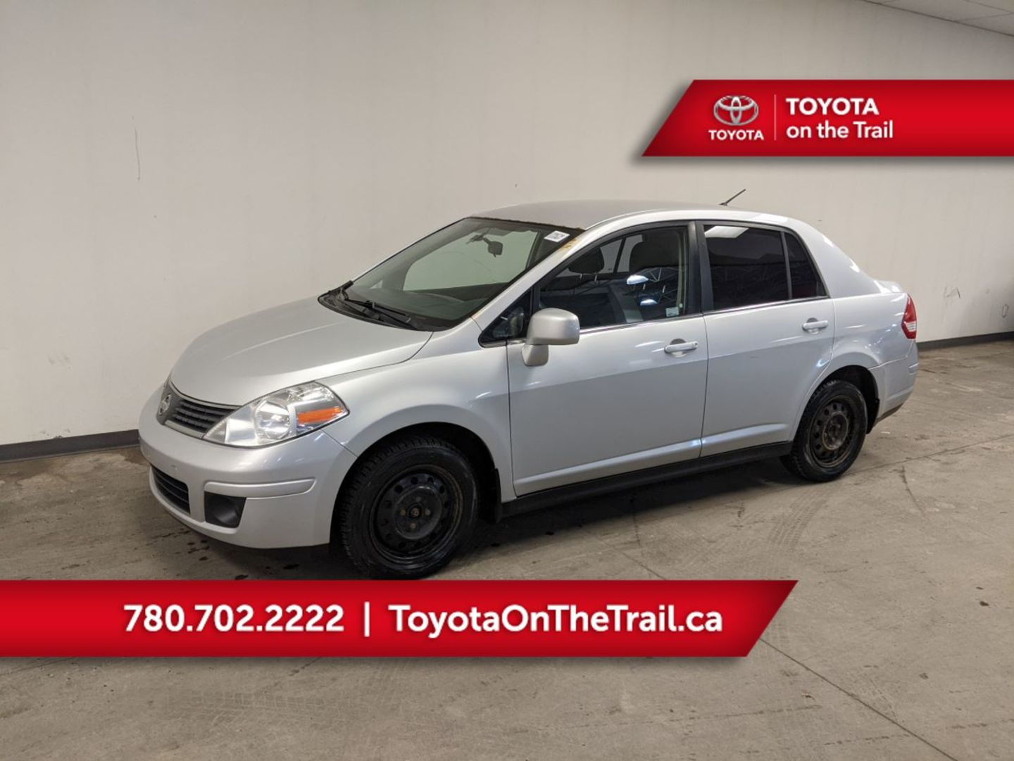 2007 Nissan Versa 1.8 S for sale in Edmonton, Alberta